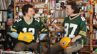 Baixar Harry Styles Talks About Being a Green Bay Packers Fan - NPR Interview
