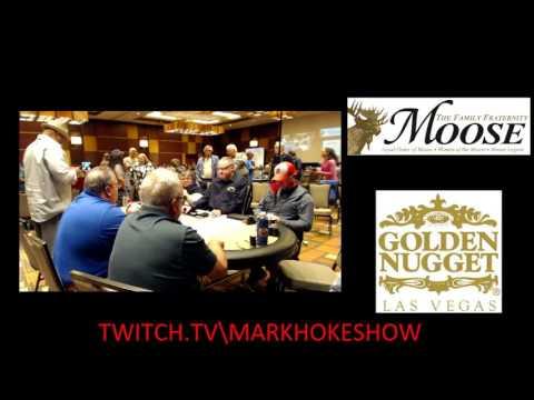 2017 Moose International Texas Hold Em Tournament