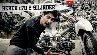 Download Video Honda Bebek 2 silinder - C70 Modifikasi MP3 3GP MP4
