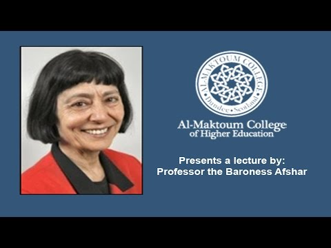Professor the Baroness Afshar - Women reclaim Islam