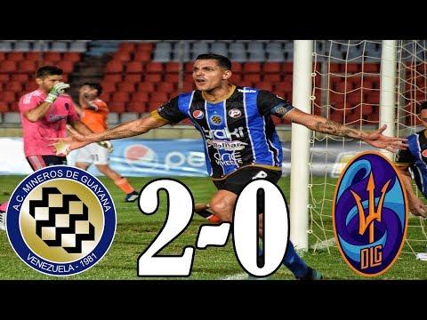 Mineros de Guayana vs Deportivo La Guaira 2-0 | Resumen y Goles (Extendido) | 30-05-2018 | HD
