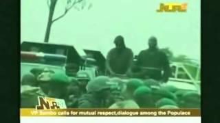 部族衝突で60人死亡  ナイジェリアのプラトー州 2012/7/10