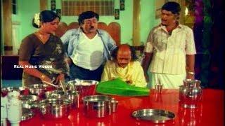 இந்த வீடியோ பாருங்க BUT ! சிரிச்சா நீங்க OUT ! Manorama, SS Chandran, VK Ramasamy   Funny Comedy...