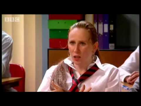 Lauren  French exam  The Catherine Tate   BBC comedy
