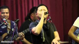 Sandhy Sondoro ft. Ridho Slank - To Love Somebody @ Mostly Jazz 28/05/14 [HD]
