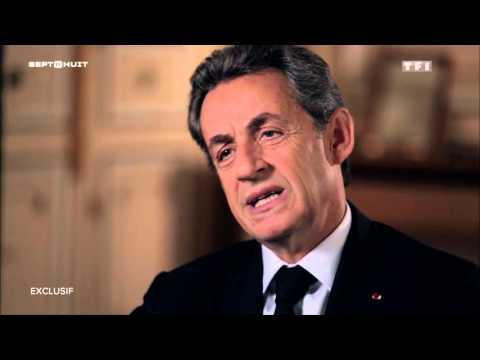 L'intégralité de l'interview de Nicolas Sarkozy à Sept à Huit le 24/01/2016
