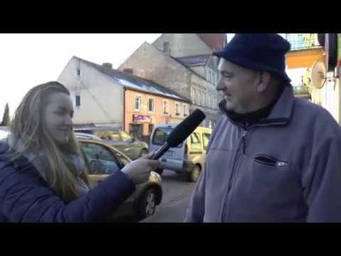 Sonda uliczna w Trzcielu  - Monika Michalik