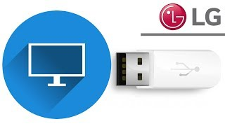 LG Tv won't recognise USB flash drive - FIX