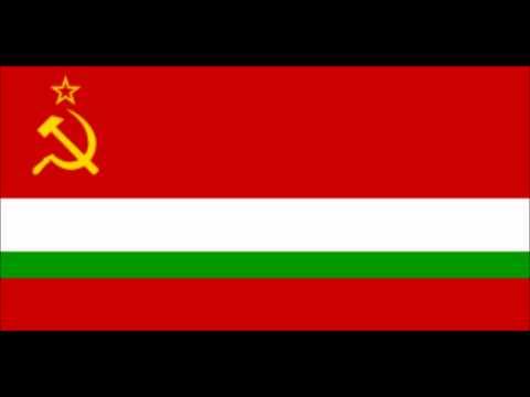 Tajikstan Soviet Anthem