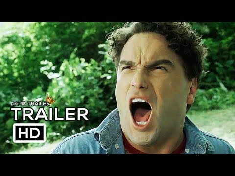THE CLEANSE   2018 Johnny Galecki Comedy Horror Movie HD