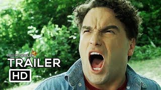 THE CLEANSE Official Trailer (2018) Johnny Galecki Comedy Horror Movie HD