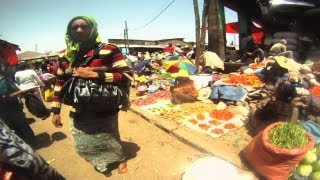 Offbeat Roads - Markets of Addis Ababa (Behind The Scenes)