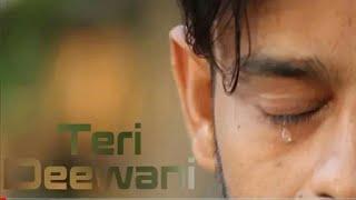 Teri Deewani Sanam | Cover Song full ft.video | Mehran Rohit & Pooja | Sad Story