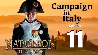 Napoleon Total War - Campaign in Italy Part 11: Venice, for the Emperor!