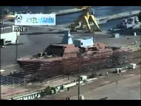 Türk Deniz Kuvvetleri MİLGEM projesi