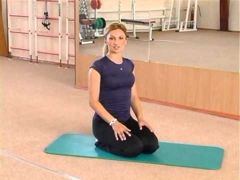 Упражнения от остеохондроза от юлии шевкопляс