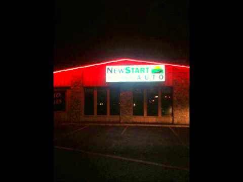 """Real Estate Talk""- New Start Auto. Bad Credit financing."