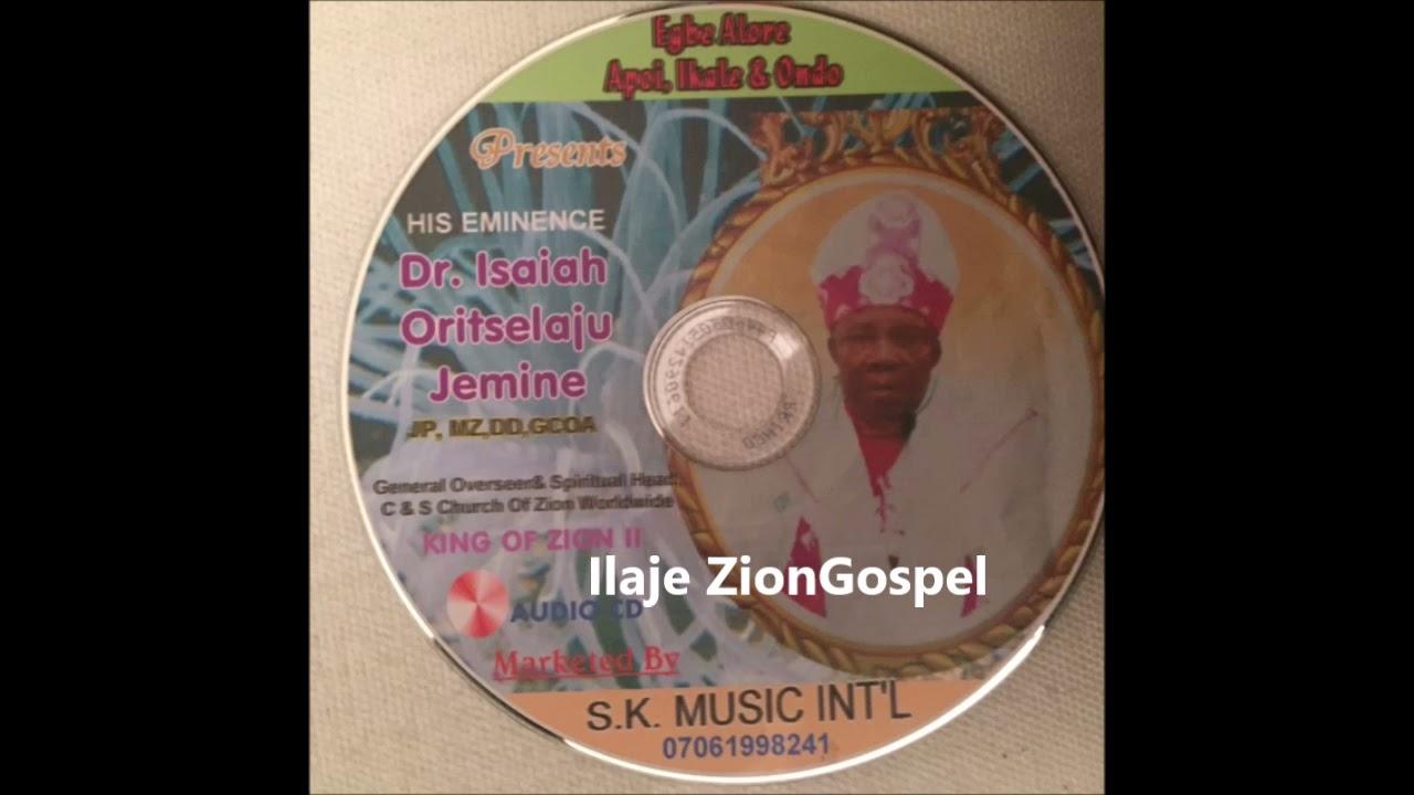 Download Egbe Alore, Apoi, Ikale & Ondo: Remembrance Album for Dr. I.O Jemine (Ilaje Gospel)