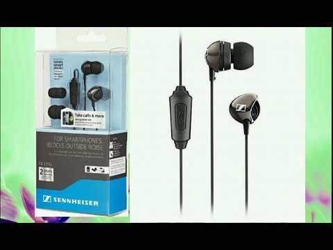 8abf2e92ec0 Sennheiser CX 275 S In -Ear Universal Mobile Headphone With Mic ...