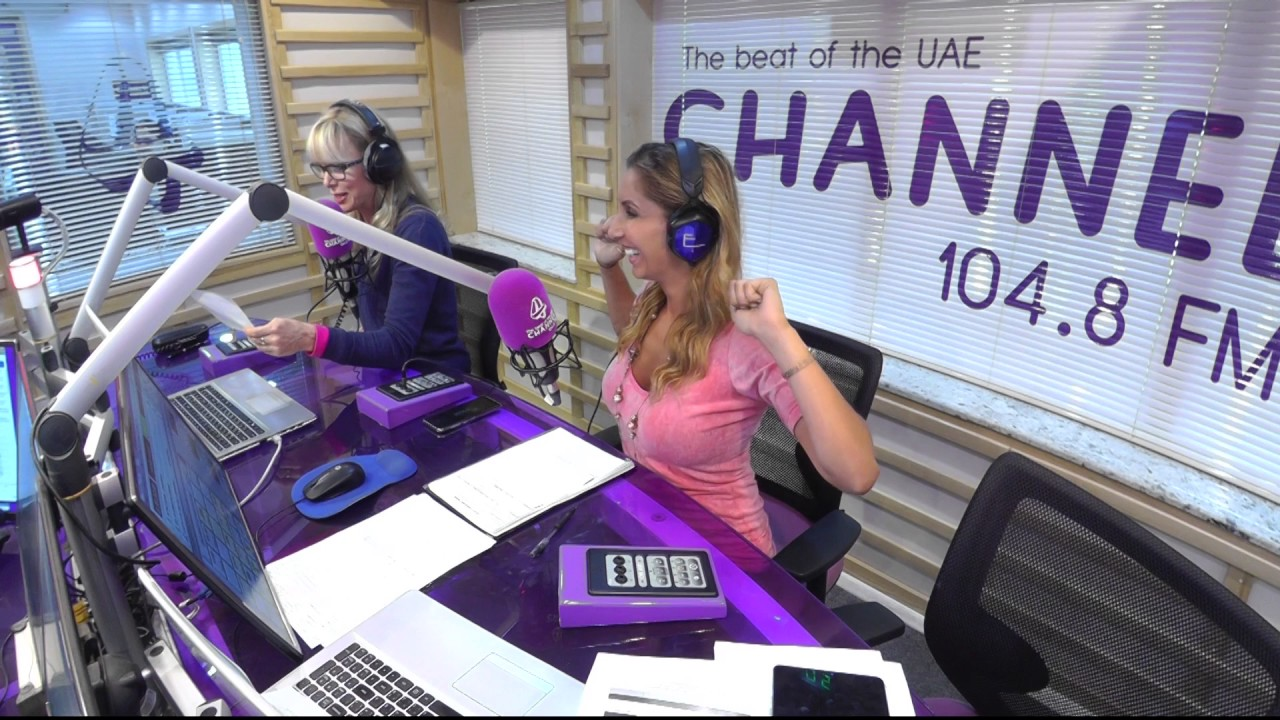 Channel 4 is your official Ed Sheeran Live in Dubai station! | 104 8  Channel 4