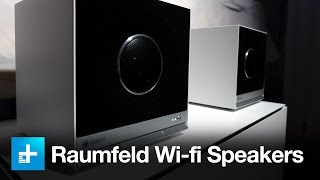 Raumfeld Wireless Speakers