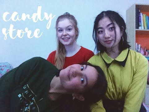 🍬 candy store // heathers the musical cover ft. martha + rachel🍬