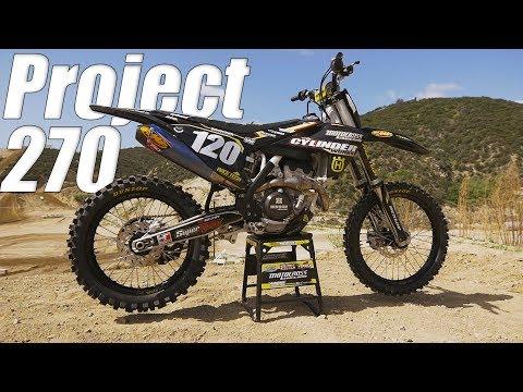 Project 270cc Husqvarna Build - Motocross Action Magazine
