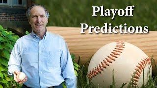 Major League Baseball Playoff Predictions 2014 - Bruce Bukiet