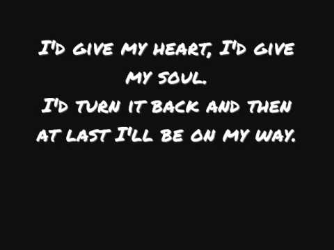 Within Temptation - Jillian ( I'd give my heart) Lyrics