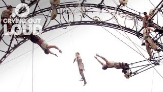 Contemporary Circus | Epicycle by CirkVOST | Piccadilly Circus Circus | Crying Out Loud