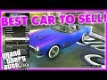 GTA 5 Online Best Vehicle To Sell! UNLIMITED MONEY METHOD! Best Modded Car Spawn!