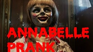 Funniest Pranks: ANNABELLE Theatre Prank