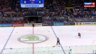 Хоккей ЧМ 2015 Россия Беларусь 7:0