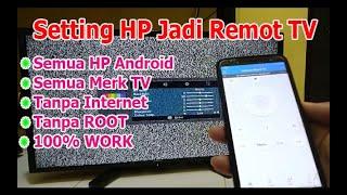 Cara Mengaktifkan Semua HP Sebagai Remot TV screenshot 2