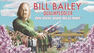 Bill Bailey - Downton Abbey - Qualmpeddler on DVD and Blu-ray