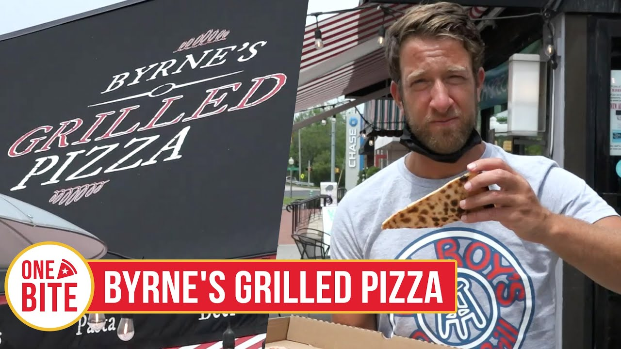 Barstool Pizza Review - Byrne's Grilled Pizza (Indianapolis, IN) Bonus Ice Cream Review