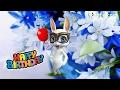 Zoobe Зайка Я хочу поздравить С днем рождения тебя!
