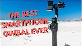 Best Budget Smartphone Gimbal? | Zhiyun Smooth 4 Review