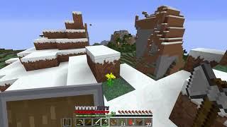 Minecraft (PL) Hardkorowa Przygoda #11 - Lekcja geografia