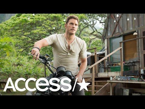 8 Times Chris Pratt Was A Total 'Jurassic World' Hunk | Access