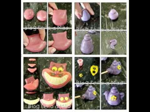 Diy Alice In Wonderland Party Decorating Ideas Youtube