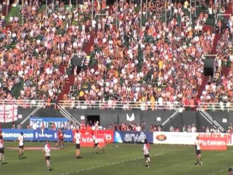 Speranza22 - Dubai 7ns 2009 - Final - Abu Dhabi Harlequins u18 (31) vs (5) Exiles u18