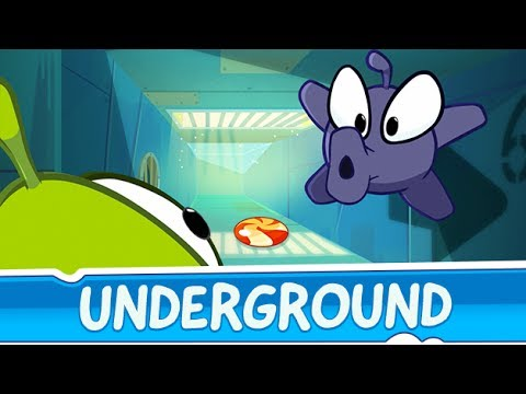 Om Nom Stories: Underground (Episode 26, Cut the Rope 2)