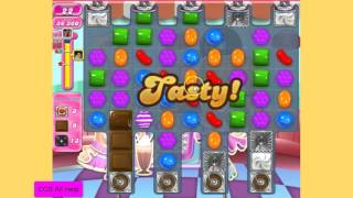 Candy Crush Saga Level 1447 NO BOOSTERS