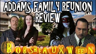 Addams Family Reunion Review