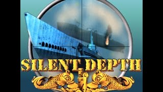 Silent Depth Submarine Simulation On IOS / Game Review /