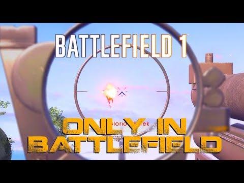 Battlefield 1 - Only in Battlefield #4 thumbnail