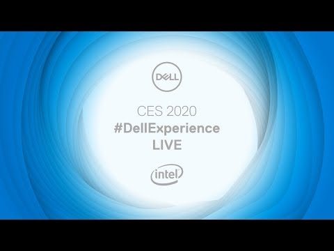 #DellExperience at #CES2020