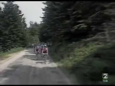 TOUR D FRANCE 1992   etapa 15 st etienne