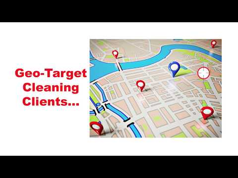 Carpet Cleaning Marketing Geo-Target Cleaning Clients in Any Area of Town